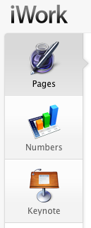 iWork with Pages, Numbers, and Keynote programs