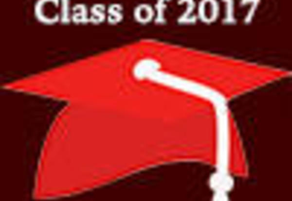 2017 Plymouth High School's Valedictorian Named