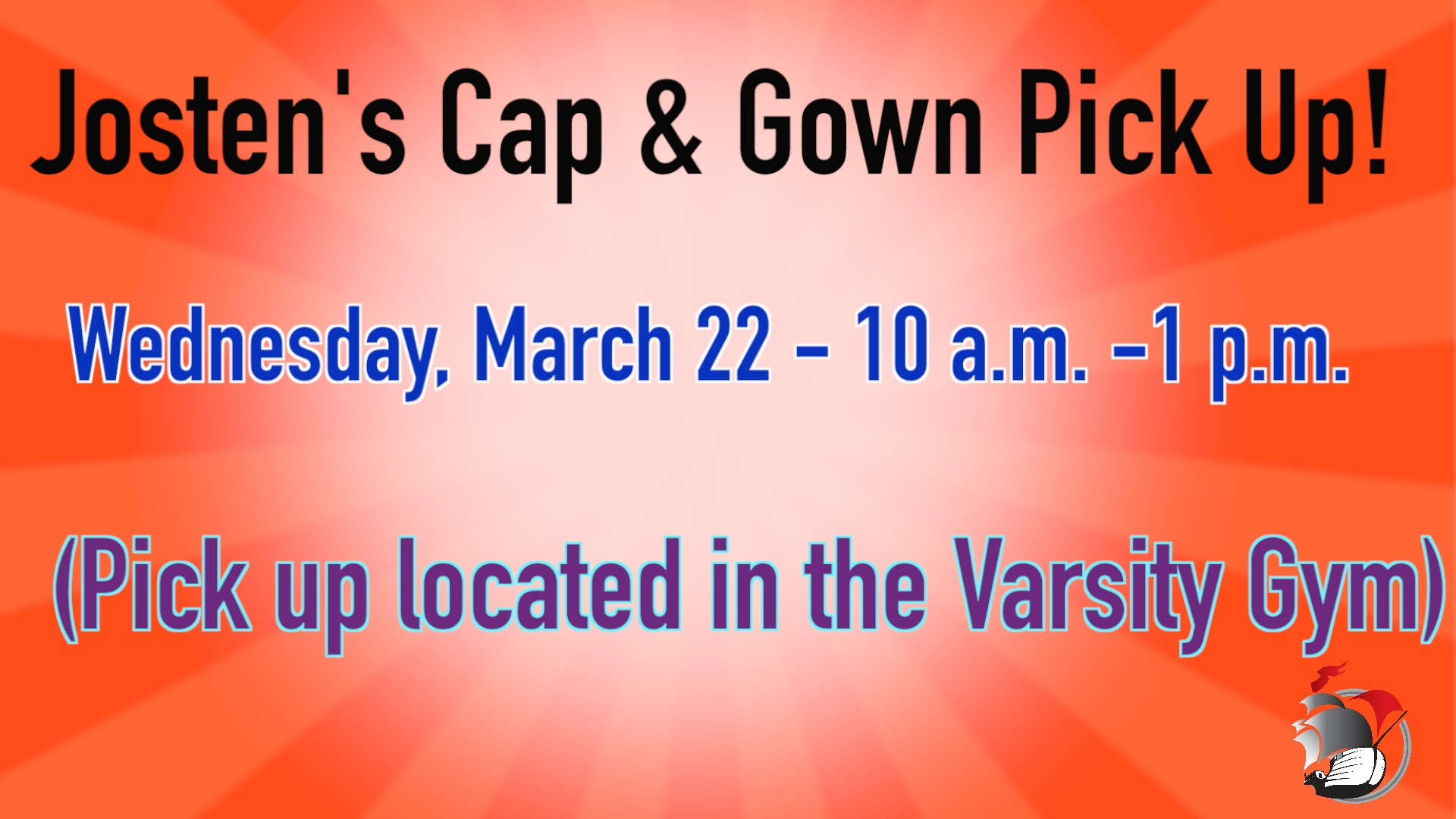 Josten\'s Cap & Gown Pick Up | Plymouth High School