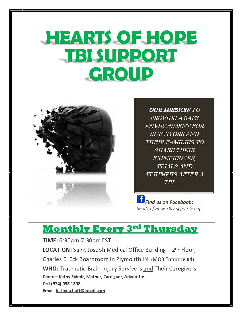 2016 August CC Support Group Flyer
