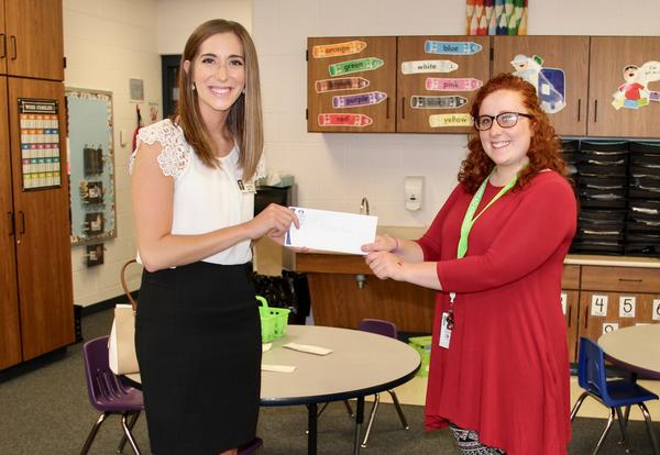 Jefferson Teacher Wins Michiana Classroom Grant