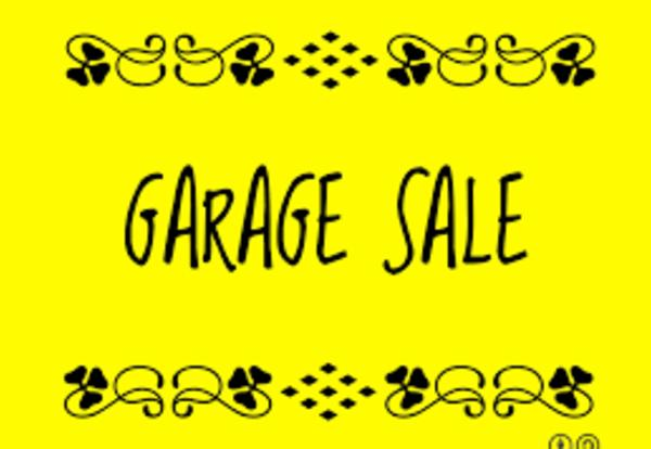 PHS Speech & Theatre Garage Sale