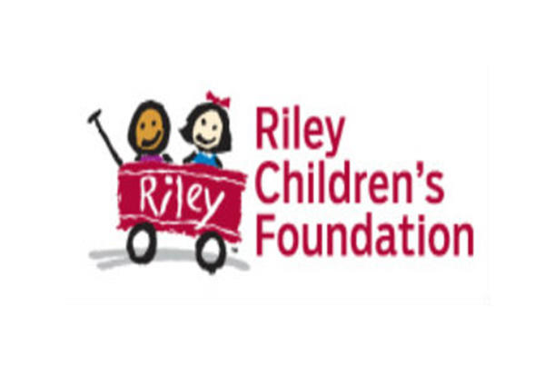 Riley's Children's Foundation Wagon Icon Logo