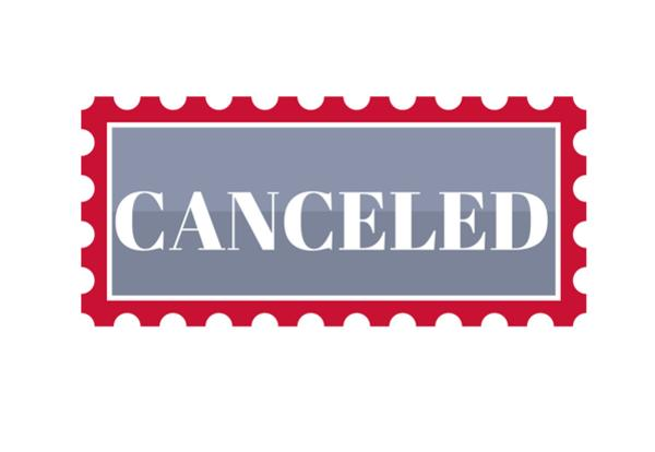 Canceled Saturday Events