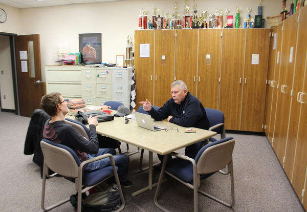 former pcsc superintendent dan tyree following his passion coaching