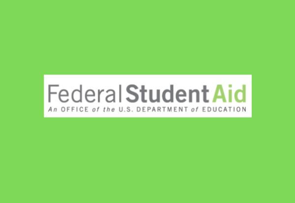 FAFSA Logo Federal Student Aid-An Office of the U.S. DEPARTMENT OF EDUCATION