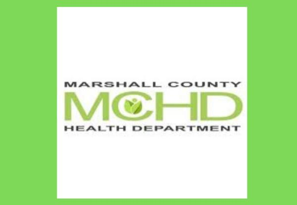 Marshall County Health Department Logo