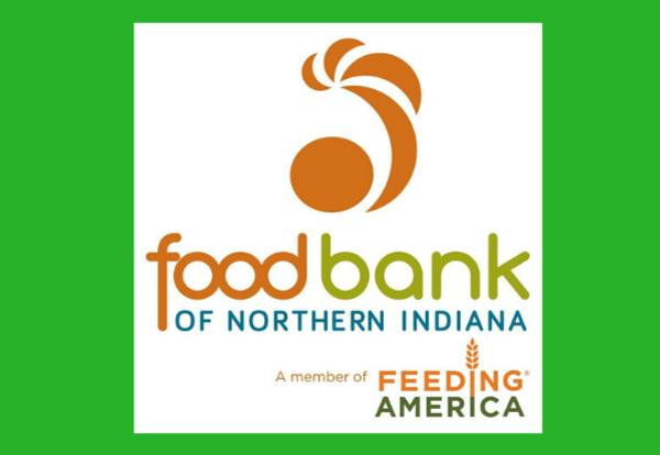 Food Bank of Northern Indiana - A member of Feeding America logo