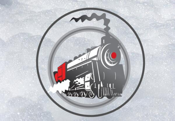 Webster train logo