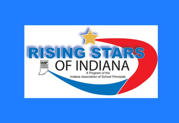 Rising Stars of Indiana Logo