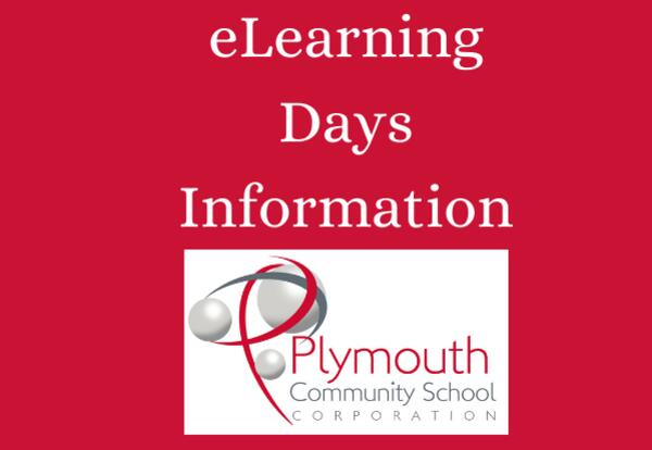 eLearning Days Information with PCSC logo
