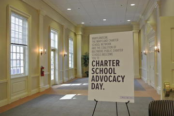 Maryland Charter Schools Day Picture