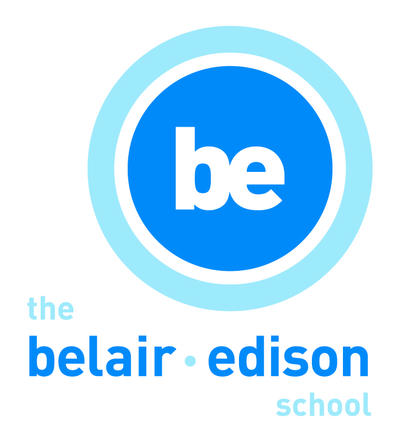 The Belair-Edison School logo