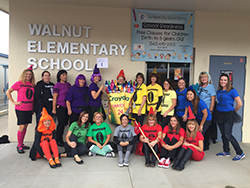Staff of Walnut ES