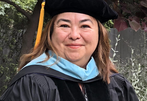 LHCSD Press Release: Ladera Palma Principal, Rosamaria Murillo Earns Doctorate Degree from Cal State Fullerton