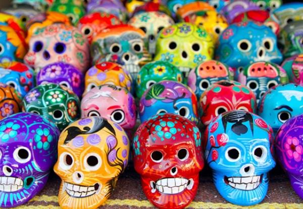 Ladera Palma Dual Immersion 2nd Annual Day of the Dead Festival 10/26