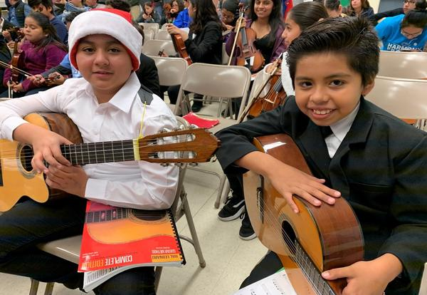 Visual and Performing Arts Come Alive for the Holidays!