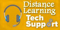 Distance Learning Tech Support Link
