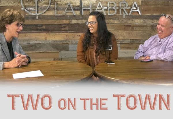 Dr. Culverhouse interview with Two on the Town