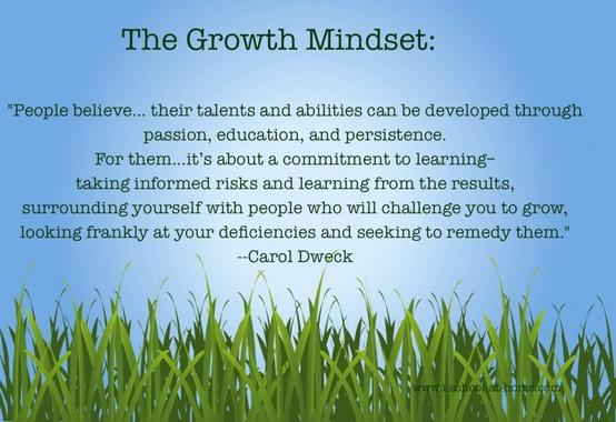 Growth Mindset Picture
