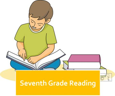 Seventh Grade Reading Logo