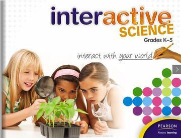 Interactive Science Logo