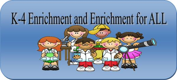 K-4Enrichment Logo