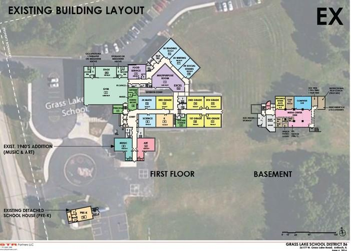 Existing Building Layout