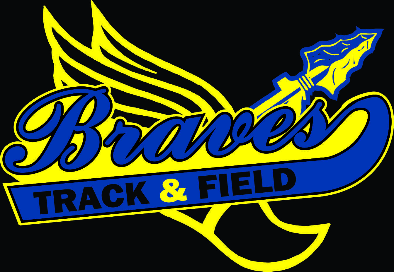 Braves Track and Field