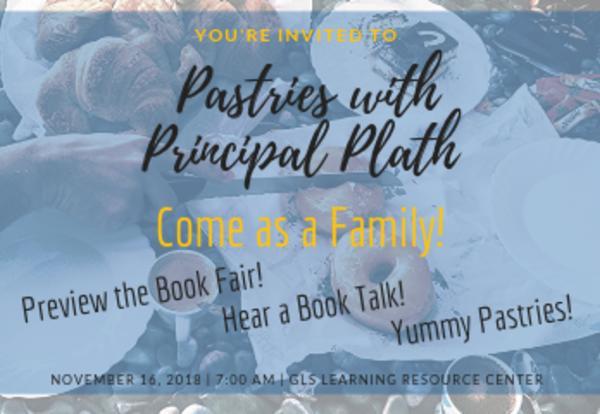 2018 Book Fair Family Event!