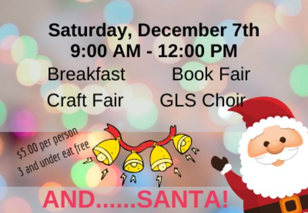 GLS Breakfast with Santa