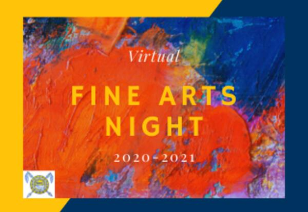 Virtual Fine Arts Night