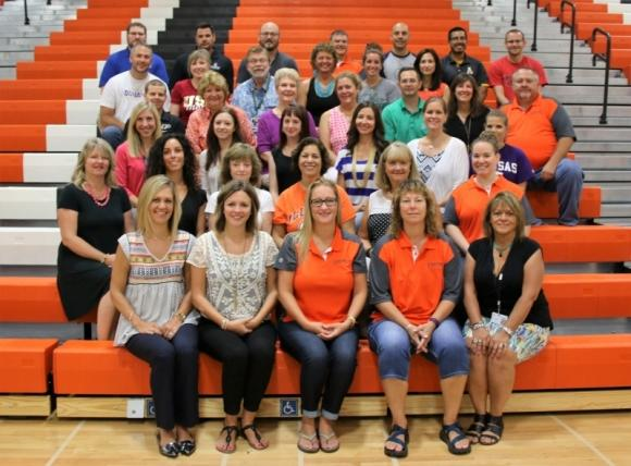 LHS Special Services Department staff