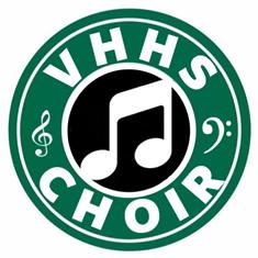 VHHS Choir logo