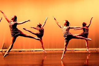 Orchesis 2014 Performance Photo