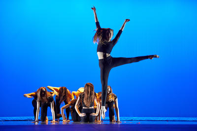 Orchesis 2015 Performance Photo