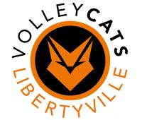Libertyville Volleycats logo