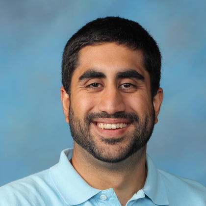Staff photo of Mr. Hoveydai