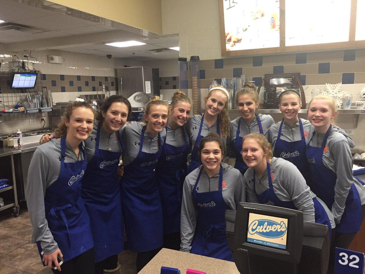 JV at Culver's Fundraiser