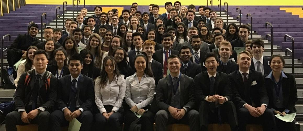 FBLA Finishes Strong at Northern Area Competition