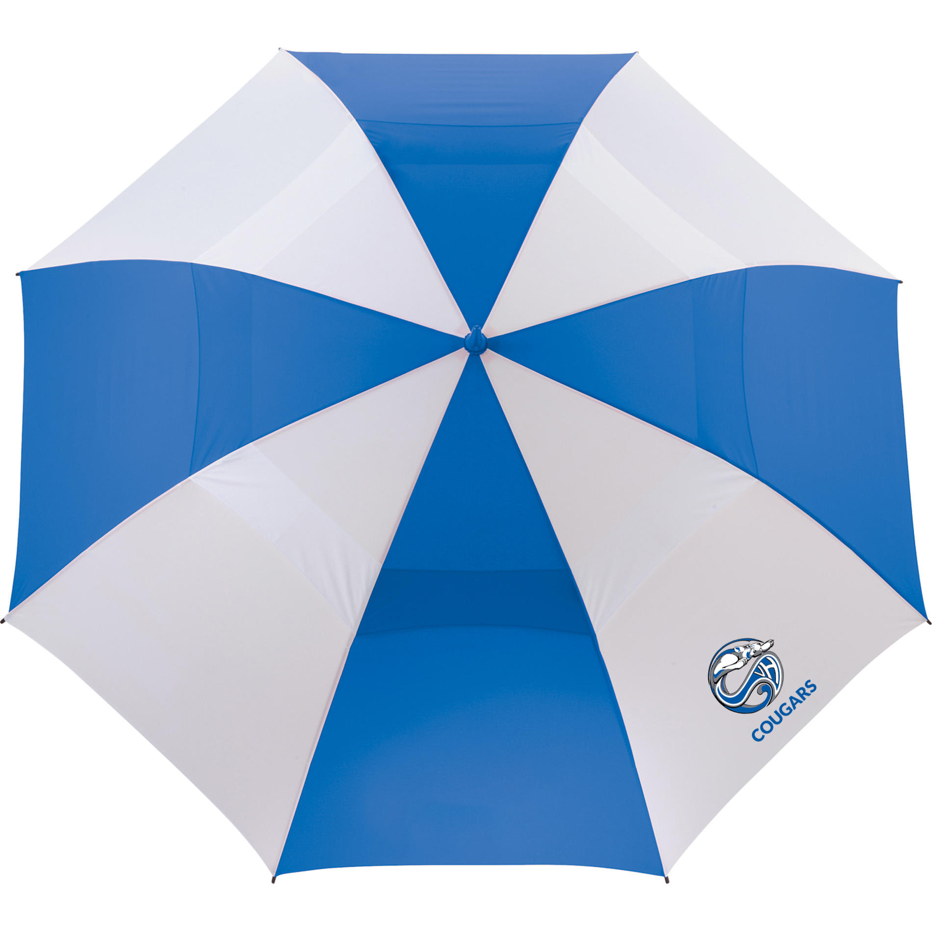64 inch vented auto open golf umbrella