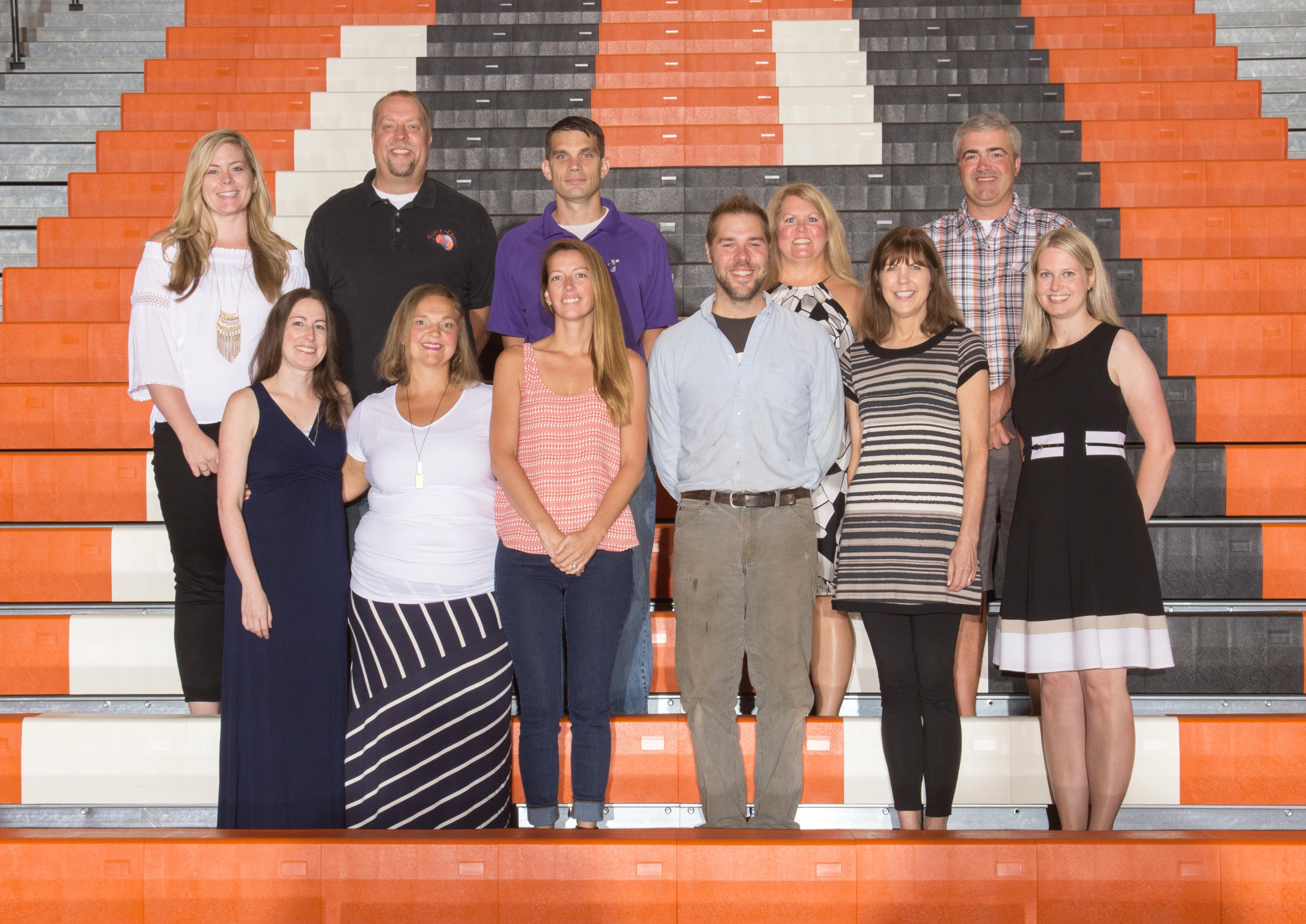 LHS Career & Technical Education staff