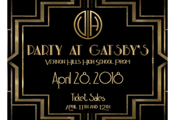 Prom is on April 28th!