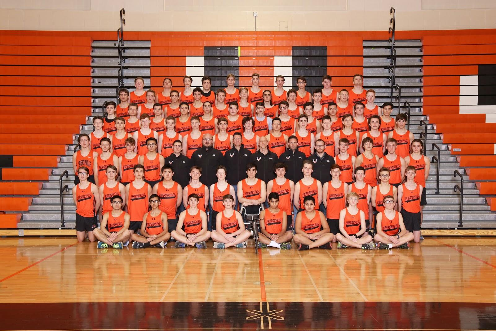 2017 Track and Field