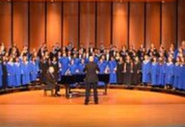 Choir Concert - Link to Live Stream