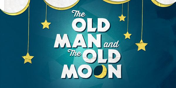 The Old Man and The Old Moon Banner