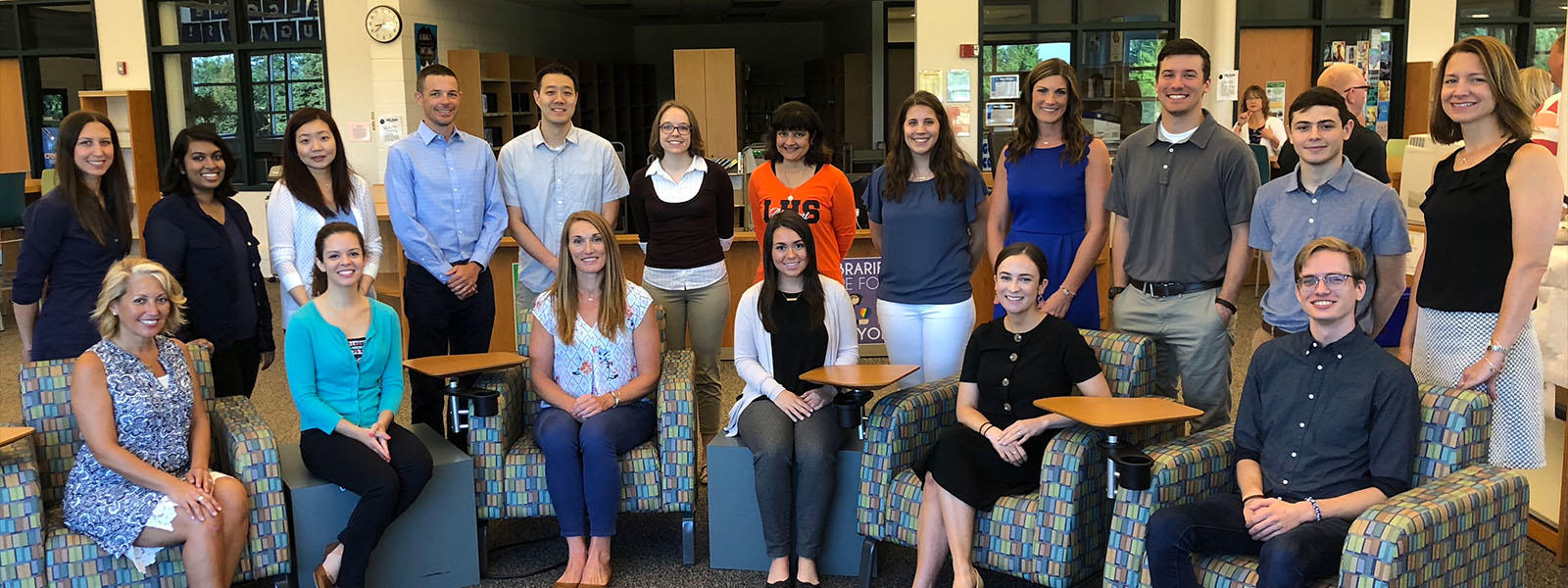 VHHS Welcomes New Staff