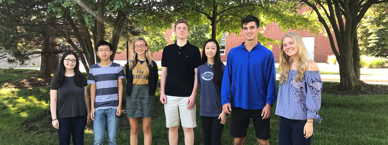 VHHS Students Earn National Merit Semifinalist Status