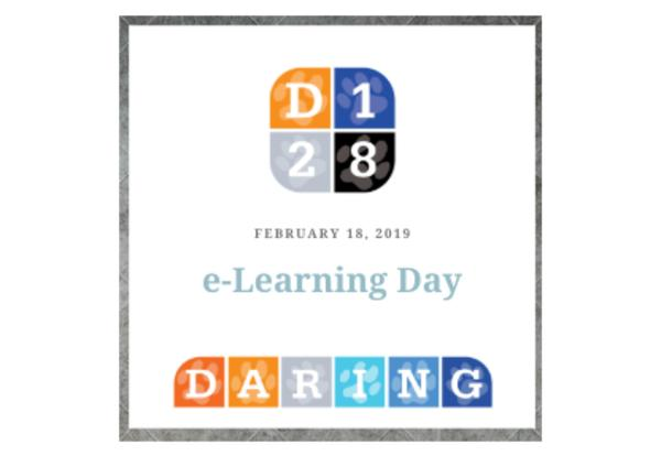 D128 February 18 E-Learning Day