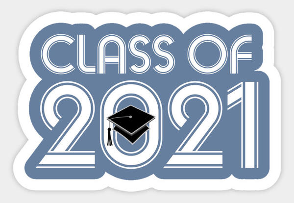 Class of 2021 Important Dates & Events